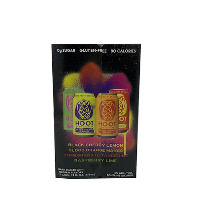 Night Shift Hoot Variety 12 Pack