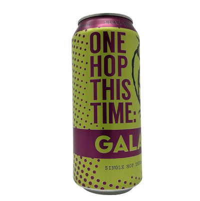 Night Shift One Hop This Time GALAXY Single