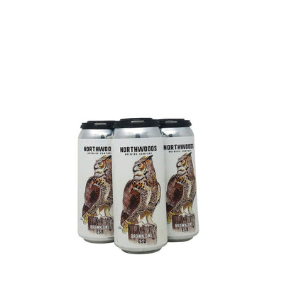 Northwoods Brewing Co Brown Owl Ale