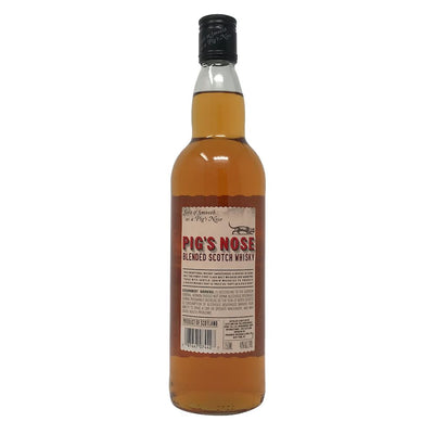 Pig's Nose Scotch 5 Year Old Blended Scotch Whiskey