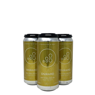 Progression Brewing Onward NEIPA 4 Pack