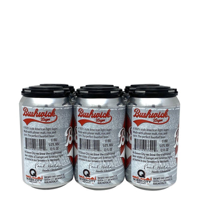 Queen City Brewery Bushwick Lager 6pk