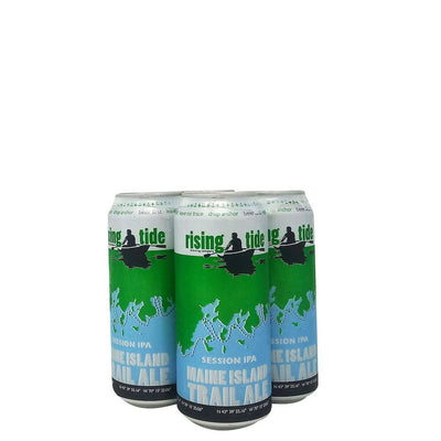 Rising Tide Brewing Company Maine Island Trail Ale