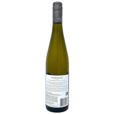 Sherwood Estate 2015 Riesling