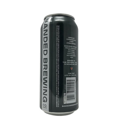Single Banded Brewing Veridian IPA 4pk single