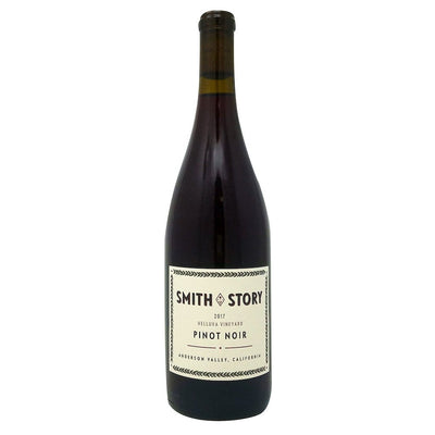 Smith Story 2017 Pinot Noir Anderson Valley Helluva Vineyard