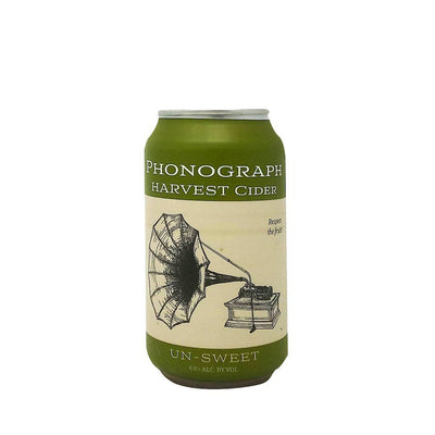 South Hill Phonograph Harvest Cider single