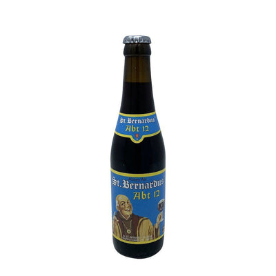 St Bernardus Abt 12 Abbey Ale Quadrupel SINGLE