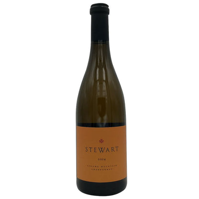 Stewart Cellars 2014 Sonoma Mountain Chardonnay