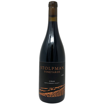 Stolpman Vineyards 2017 Syrah Santa Barbara County
