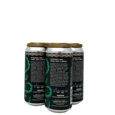 Stormalong American Hard Cider Legendary Dry 4 Pack