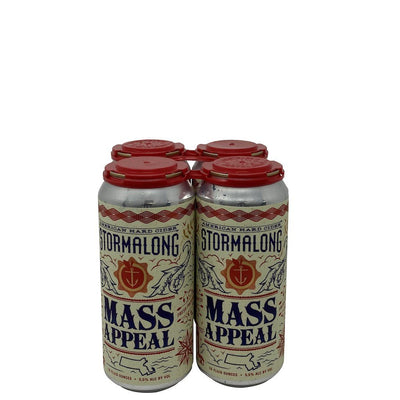 Stormalong American Hard Cider Mass Appeal