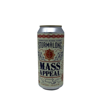 Stormalong Cider Mass Appeal SINGLE