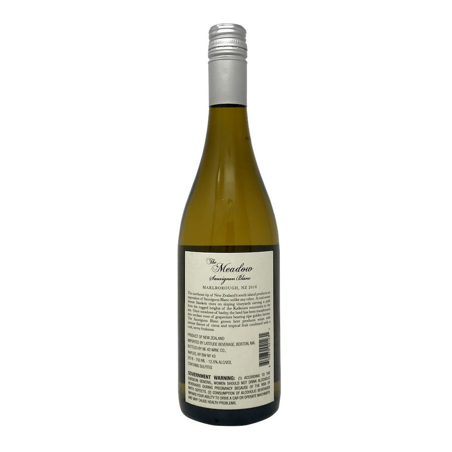 The Meadow 2018 Sauvignon Blanc