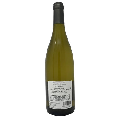 Tinel-Blondelet 2017 Pouilly-Fume