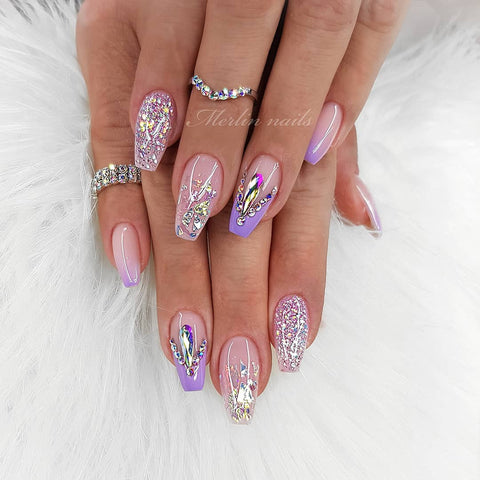 30 Cute Summer Nails Designs 2019 To Make You Look Cool And Stylish ...