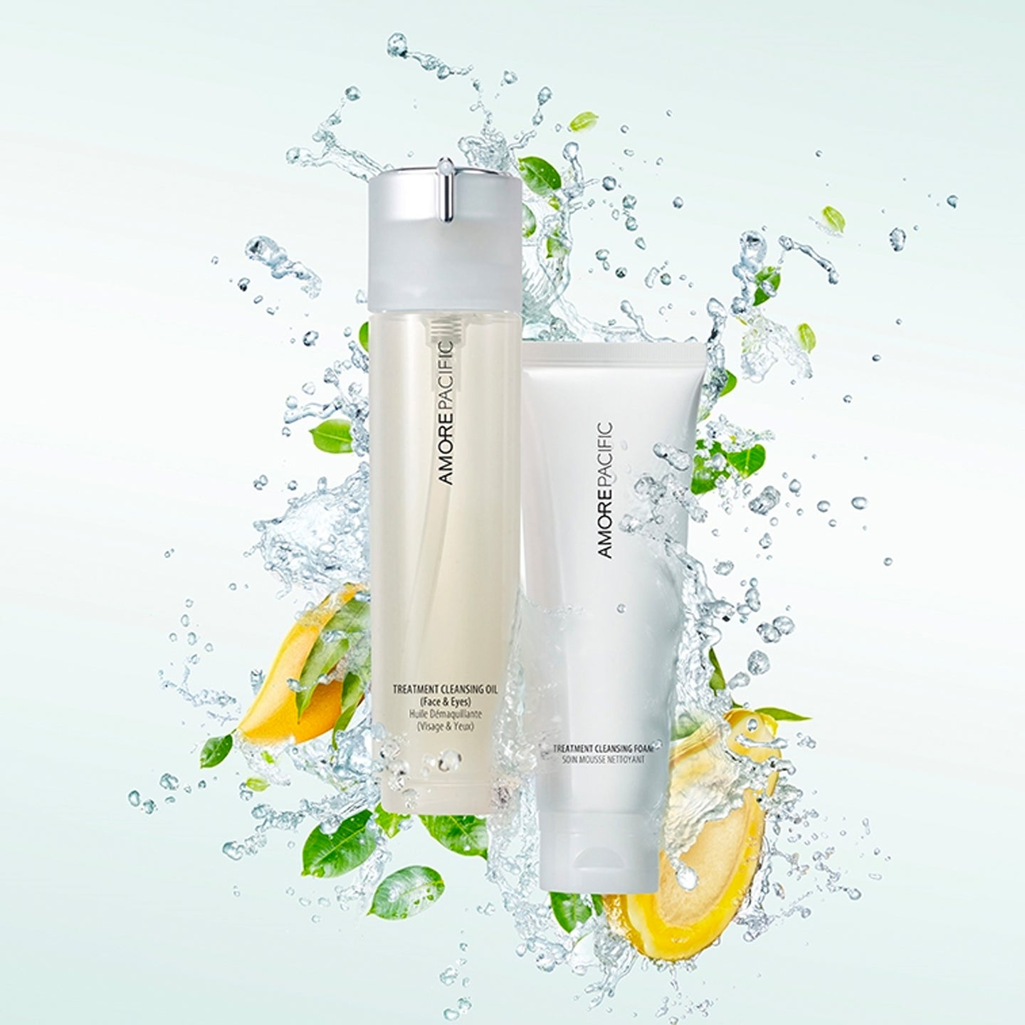 Cleanse Duo Packette
