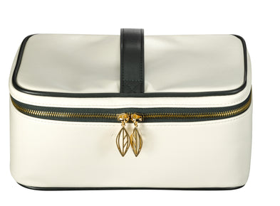 White Multi-Pouch Luxe Bag