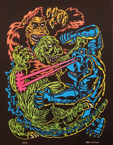 Monster Rally on Monster Island