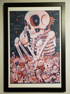 Third Coast Limited Edition Print, Framed