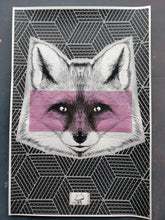Load image into Gallery viewer, Fox face