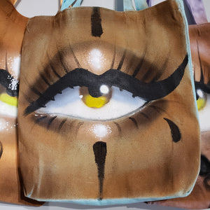 Third Eye Custom Canvas Tote