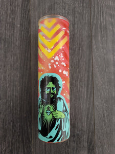 Saint Jerry Candles