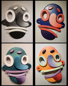 Tragic Masks