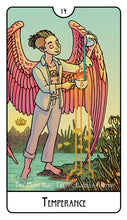 Load image into Gallery viewer, This Might Hurt Tarot Deck By Isabella Rotman