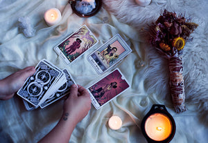This Might Hurt Tarot Deck By Isabella Rotman