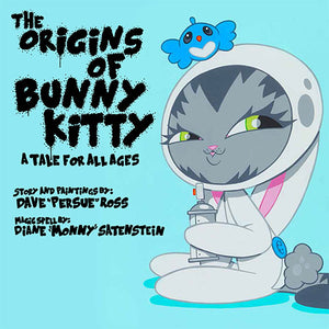 The Origins of Bunny Kitty