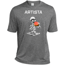 Load image into Gallery viewer, ARTISTA - Heather Dri-Fit Moisture-Wicking T-Shirt