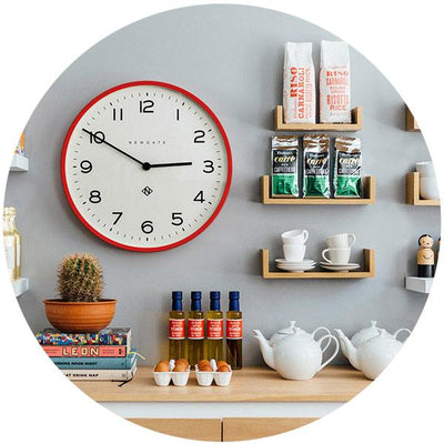 The Best Kitchen Clocks, Whatever your Style