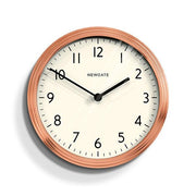 Large Copper Kitchen Clock - Newgate Spy SPY158RAC
