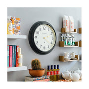 Large Decorative Dark Grey Wall Clock - Newgate Westhampton WEST117GGY (homeware) 1 copy