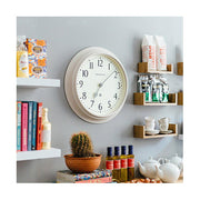 Large Decorative Light Grey Wall Clock - Newgate Westhampton WEST117LIGY (homeware) 1 copy