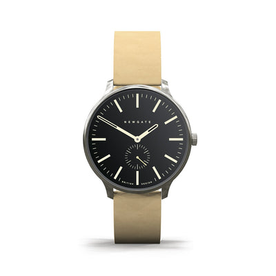 Nude Nubuck Leather Everyday Watch