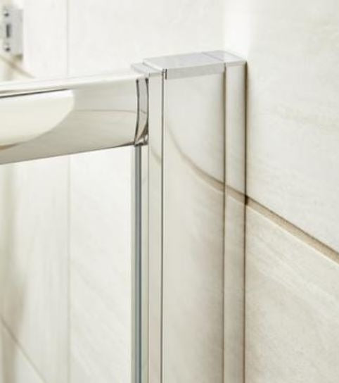 Shower Door Profile Extension Kit