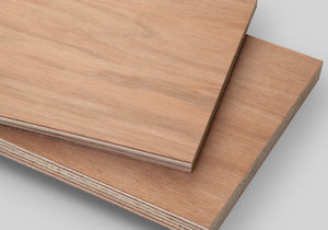 Plywood Hardwood Faced Ce2+ 8' x 4' x 4mm