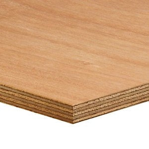 Plywood Marine 8' x 4' x 12mm