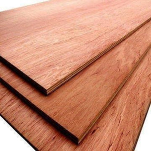 Plywood Hardwood Faced Ce2+ 8' x 4' x 12mm