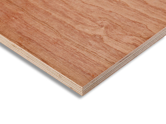 Plywood Hardwood Faced Ce2+ 8' x 4' x 6mm