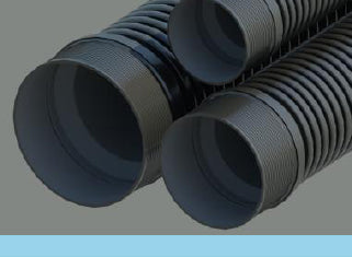 Twin Wall Unperforated Corrigated Drainage Pipe
