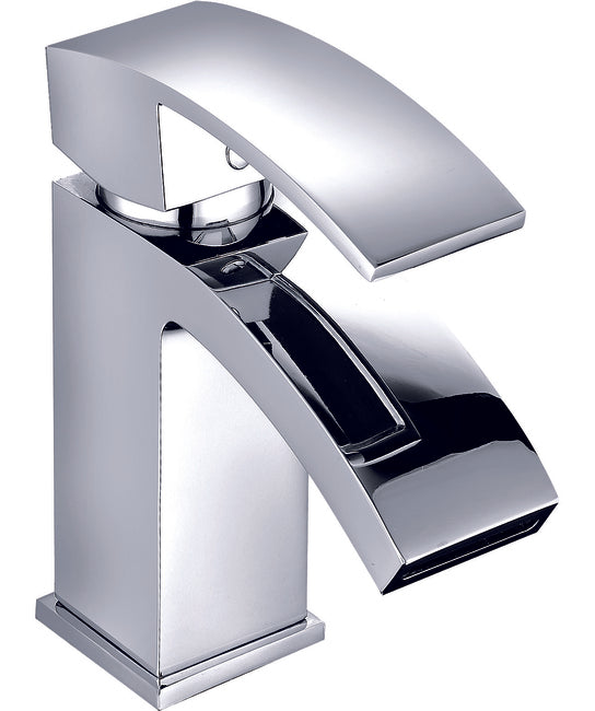 Peak Mini Mono Basin Mixer Tap