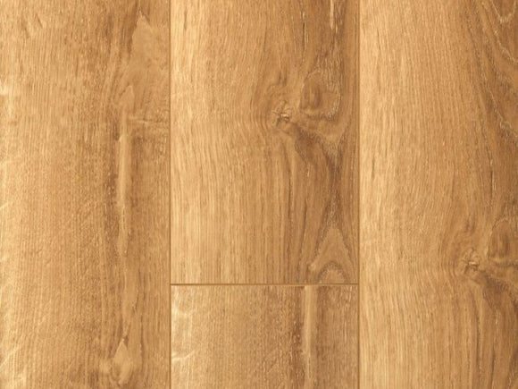 Prestige Rustic Oak Woodgrain12mm 4V Laminate Flooring 6402