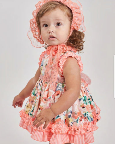 Baby Coral dress