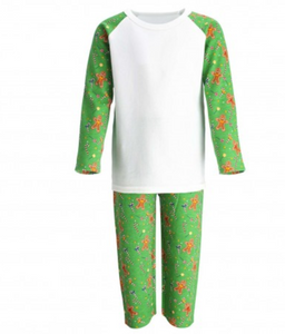 Gingerbread Pyjamas