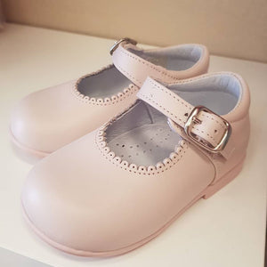 Baby Shoes in Pink
