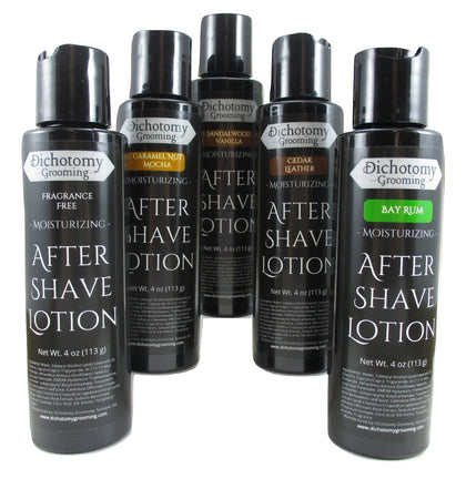 After Shave Lotions