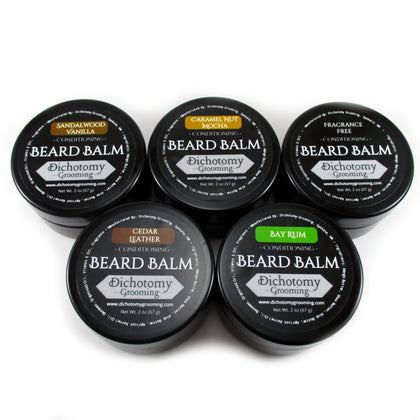 Dichotomy Grooming - Beard Balm Collection